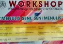 "Workshop ""Menulis Seni, Seni Menulis"""